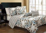 VCNY Astor 6Piece Quilt Set Blue >>> Read more reviews of the product by visiting the link on the image.