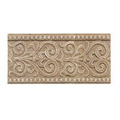 Listellos And Decorative Tile American Olean Designer Elegance Florence Ceramic Listello Tile
