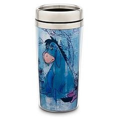 Just what i need! I already have a regular eeyore mug....now i need a travel one!