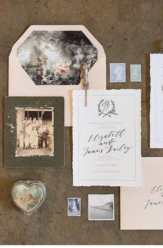 Stolz und Vorurteil der Moderne - romantische Brautinspirationen von Louzelle van Dyk Photography
