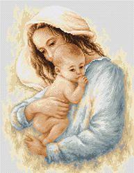 B537 Madre y el Niño