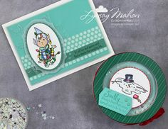 Stamping Sunday Blog Hop - Over the Top Christmas Christmas Thoughts, Over The Top, Making 10, Cloud 9, Crafty Projects, Stampin Up, Christmas Cards, Finding Yourself, Sunday