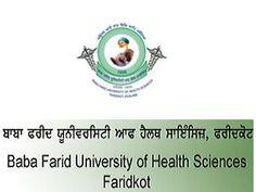 PG Medical Programs 2016 - BFUHS, Faridkot - http://www.managementparadise.com/forums/indian-b-schools-college-zone-campus-talks/293677-pg-medical-programs-2016-bfuhs-faridkot.html