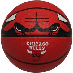 Chicago #Bulls Spalding Team Courtside Replica #Basketball $17.95