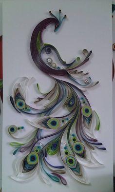 En Yeni Quilling Çalışmaları 144 - Mimuu.com