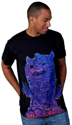 Ultimate Midnight Monster  t-shirt (ladies) $22.00 from DesignbyHumans.com
