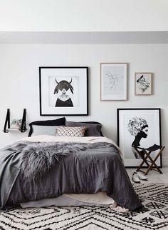 Scandinavian Bedroom Ideas-18-1 Kindesign