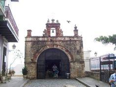 Capilla Del Cristo -Puerto Rico.