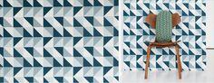Ferm Living : Remix Wallpaper