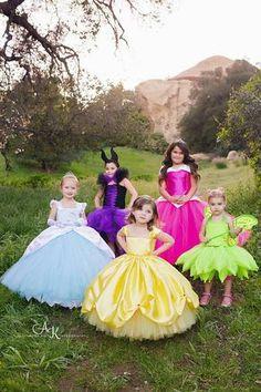 Snow White Costume Princess Gown Tutu Dress Disfraces De