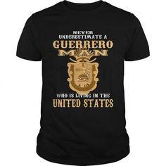 cool Guerrero Man