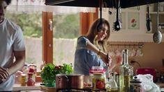 Kış Güneşi 8. Bölüm - Efe Ve Nisan Mutfak Sahnesi - Güliz Ayla - Olmazsan Olmaz