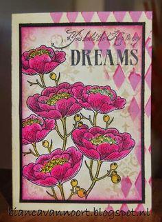 Guest Post - Peony Dreams by Bianca Van Noort