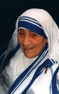 """""""The poor do not need our compassion or our pity; they need our help. What they give to us is more than what we give to them."""" -- Mother Teresa"""