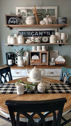 Coffee bar farmhouse kitchen home decor, coffee bar home и f Farmhouse Dining, Coffee Bar Home, Dining Room Design, Kitchen Decor, Home Decor, Bars For Home, Dining Room Decor, Home Kitchens, Apartment Kitchen