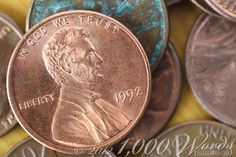 """""""Penny for Your Thoughts"""" ~ https://www.facebook.com/pages/1000-Words-Photography/229325343810597"""