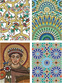 Welcome to Dover Publications Creative Haven Mosaic Masterpieces Coloring Book