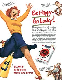 1950 — Be Happy, Go Lucky!