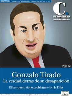 EN 6TO PODER EL PARAMPAMPAN. OTRO BOLIBURGES EN PROBLEMAS CON LA DEA: GONZALO TIRADO