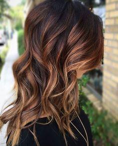 Chocolate Auburn ... Fall hair color
