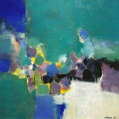 'June 2010  1', 2010 by Hiroshi Matsumoto - Painting Oil