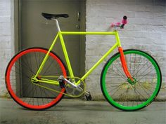 I only ride fixed gear.