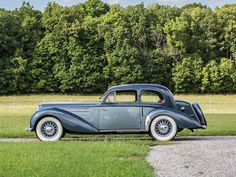 1946 Delahaye 135 M | Classic Driver Market