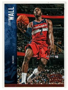 c601c250f6f Basketball Trading Cards 2012-13 Panini Threads John Wall