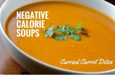 Dr Oz shared his recipe for vegetable-packed Negative Calorie Soup. Negative Calorie Soup Recipe, Negative Calorie Foods, No Calorie Foods, Low Calorie Recipes, Detox Recipes, Soup Recipes, Cooking Recipes, Healthy Recipes, Healthy Meals