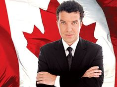 Rick Mercer CBC personality and political satirist/comedian.brilliant, funny, and always spot on with his observations. He is one of my absolute favourite Canadians - and represents all of us so brilliantly. Canada loves you Rick Mercer! Canadian Things, I Am Canadian, Canadian History, Canadian Rockies, Canada Day, Canada Post, Canadian Pacific Railway, Newfoundland And Labrador, Raining Men