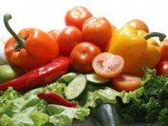 Verduras y hortalizas: fuente de vitaminas y minerales.