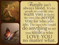 Family Isnt Always Blood Pictures, Photos, and Images for Facebook, Tumblr, Pinterest, and Twitter