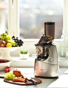 Kuvings Whole Slow Juicer  B6000W Exclusive stříbrný / lavmi