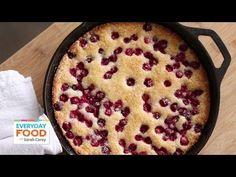 Cranberry Cobbler  | Everyday Food with Sarah Carey
