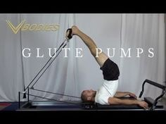 Pilates reformer workout training video, Level 1-2 (2017) - YouTube