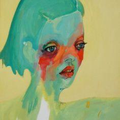 Cancel 245 x 216 (small) Cancel 379 x 570 Cancel 245 x 216 (small) Cancel 379 x 570 Cancel 245 x 216 (small) Cancel 379 x 570 Cancel 245 x New Artists, Oeuvre D'art, Female Art, Amazing Art, Weird, Painted Faces, Portraits, Watercolor, Contemporary