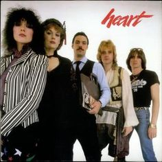 Heart - Greatest Hits/Live (1980). used to look at all the pics inside the album cover when I was little - loved this album! Still do!