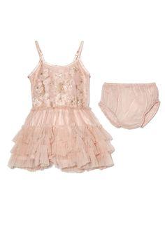 Sofia dress pink