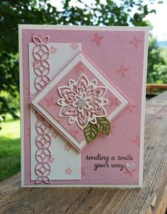 AnnMarie's Stamping Adventures!!: Sending a smile your way!