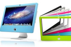 Interesting: Turn Your Apple Desktop Into A Touchscreen With This Cover