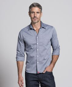 Untuckit shirts made to be worn untucked clothing i for Best untucked shirts for men