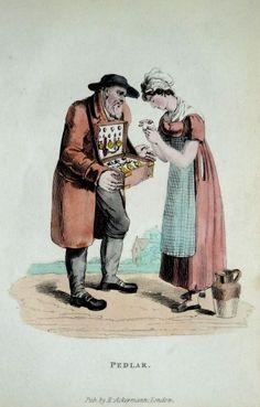 Pedler, 1827