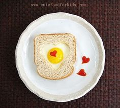 Breakfast, made with love.