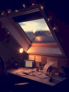 Most stunning loft workspace design ideas (5)