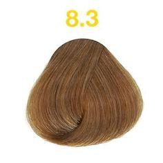loreal majirel 8.3 - warm light blond