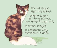 Words of encouragement and cute animals, by The Latest Kate. Inspirational Animal Quotes, Cute Animal Quotes, Motivational Quotes, Cute Animals, Animal Poems, Baby Animals, Cute Animal Drawings, Cute Drawings, Dibujos Anime Chibi