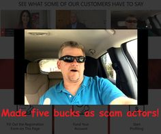 The News Spy uses just scam actors! Fund Accounting, Spy, Earn Money, Investing, Actors, News, Earning Money, Actor