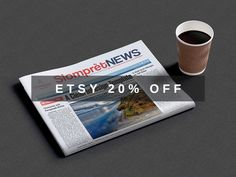 Claim your discount now! Use code 'FISNEWS' for 20% OFF through March 15-29. Have a great day :) #ad #etsy #digital #digitalitem #discount #off #code #print #indesign #elegant #promo #redeem #advertorial #clean #columnar #editorial #layout #news #newspaper #press #print #printdesign #professional #simple #template #themes