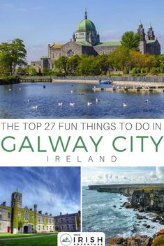Planning a trip to the west of Ireland? Galway should be on your list! Here's a travel guide to the top things to do in Galway City, Ireland's cultural capital. Road Trip Europe, Europe Travel Guide, Travel Guides, Best Of Ireland, European Travel Tips, Places To Travel, Travel Destinations, Travel Alone, Ireland Travel