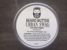 beard butter jojoba oil shea butter sunflower oil ylang ylang cedar wood grapeseed oil beard balm ginger essential oil